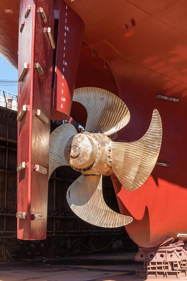 Skeppsvarv - skepp i skeppsdockan arkivfoton