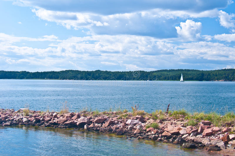 Download Skerry archipelago stock image. Image of scandinavian - 21369421