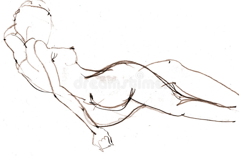 Download Sketch Stock Photo - Image: 2310420