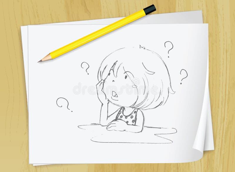 Sketch vector illustration