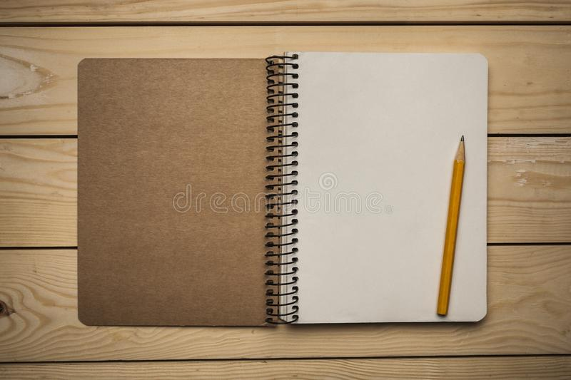 sketchbook stockfoto