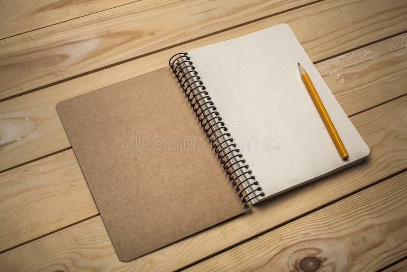 sketchbook fotografia stock
