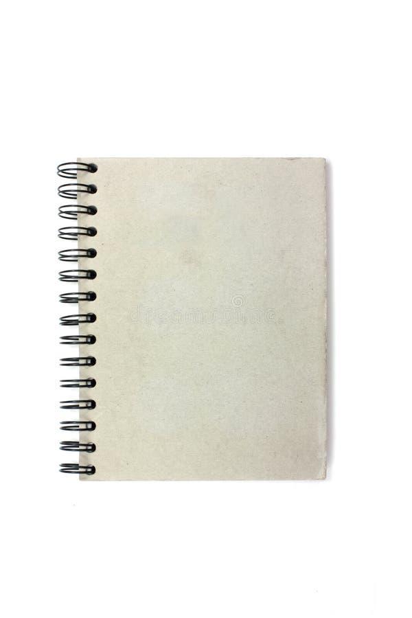 Sketchbook di Greyboard fotografie stock libere da diritti