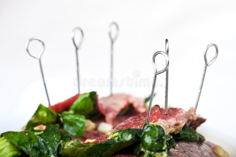 Download Skewers stock photo. Image of chopped, ingredient, nail - 15964516