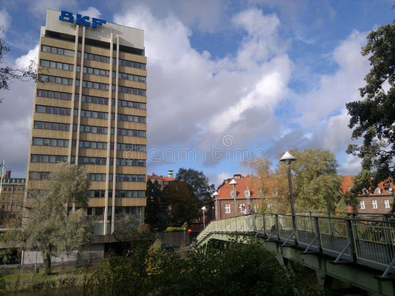 SKF Head office - Sweden stock image