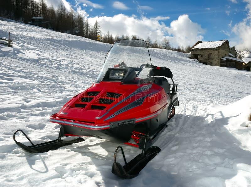ski. obraz royalty free