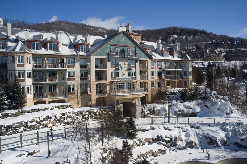 Ski royalty-vrije stock foto's
