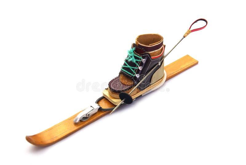 Ski stock fotografie