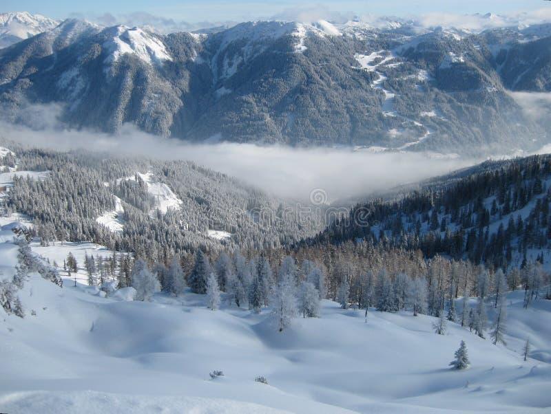 Ski Amade stock photography