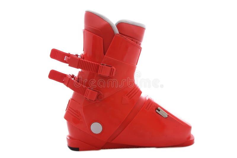 Ski Boot royalty free stock image