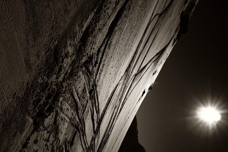 Ski dans les Alpes suisses photos libres de droits