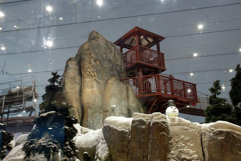 Download Ski Dubai, United Arab Emirates Stock Image - Image of emirates, urban: 35459213