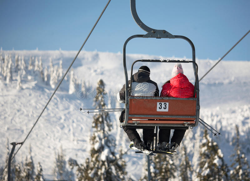 Download Ski lift stock image. Image of snowboard, leisure, lift - 23490021