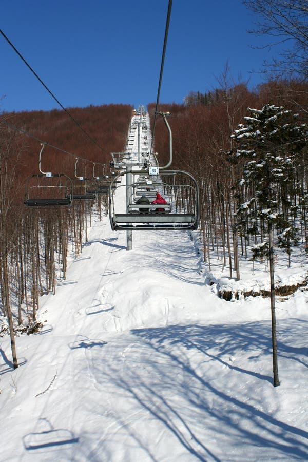 Free Ski Lift Royalty Free Stock Photos - 3528328