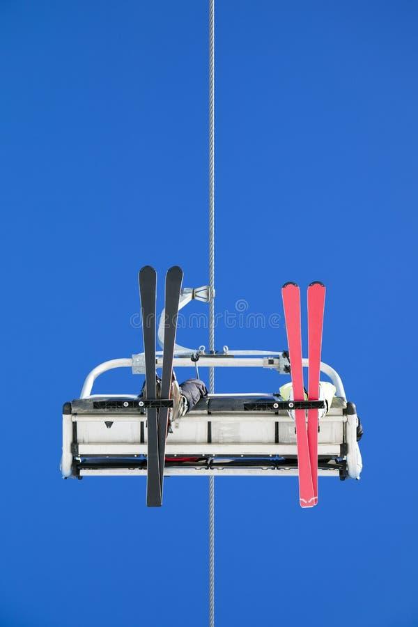 Free Ski Lift Stock Images - 7733594