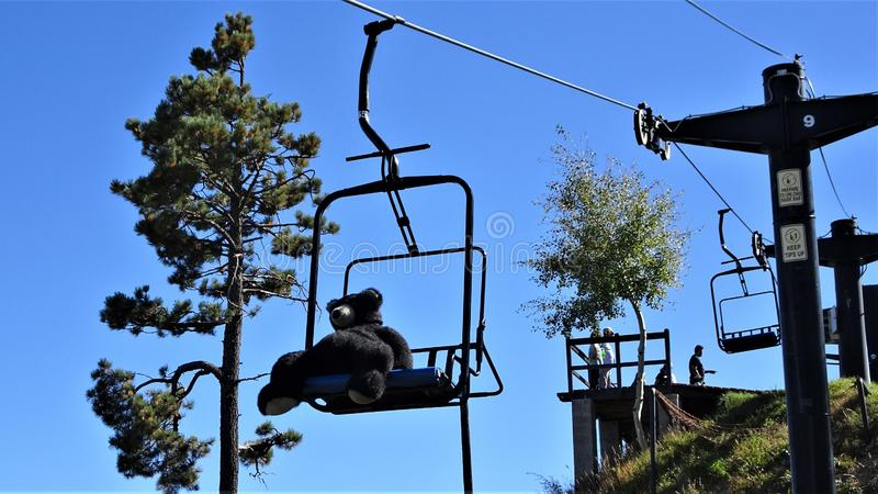 Ski Lift On Top Of Mt Lemmon Free Public Domain Cc0 Image