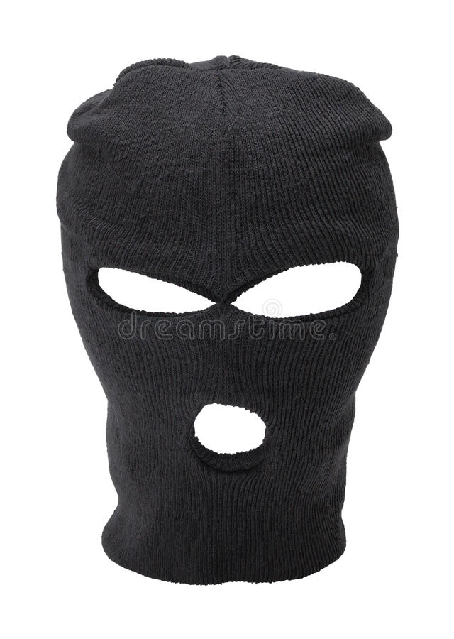 Ski Mask stock image