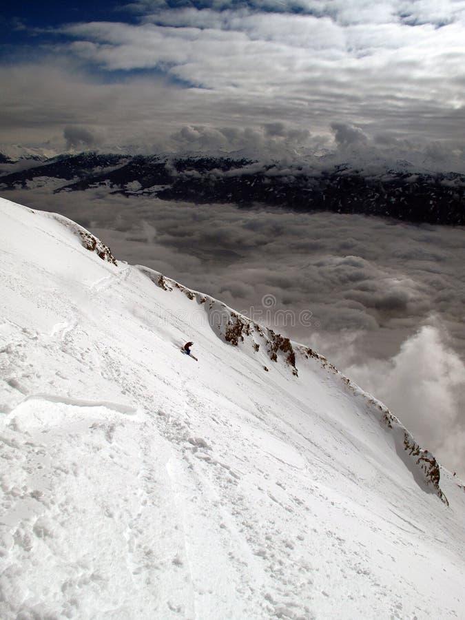 Ski Nordkatte photographie stock