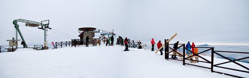 Download Ski resort stock photo. Image of snow, peak, active, landscape - 14855530