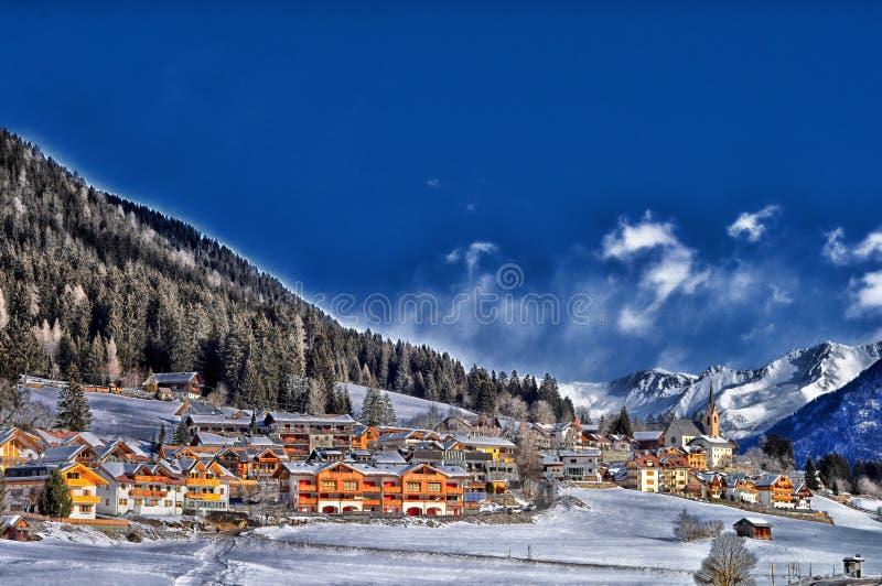 Ski Resort Free Public Domain Cc0 Image