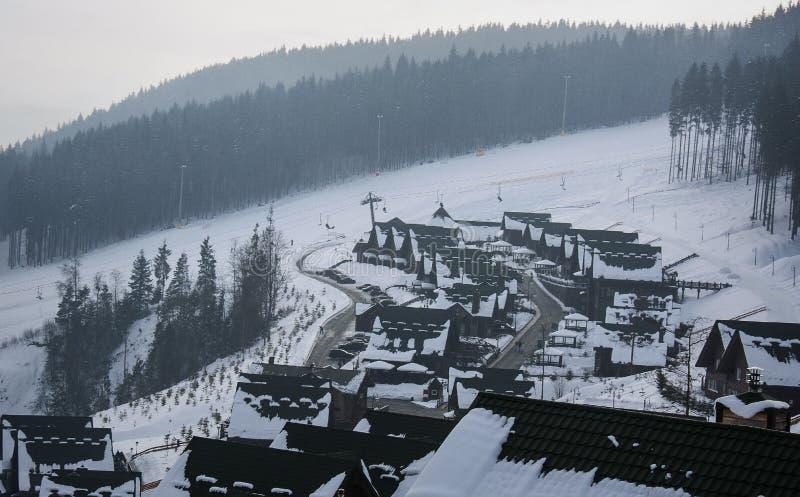 Download Ski Resort Bukovel Stock Photo - Image: 38888453