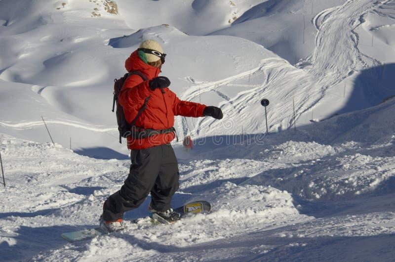 Download Ski Resort France Espace Killy Editorial Stock Photo - Image: 28194468
