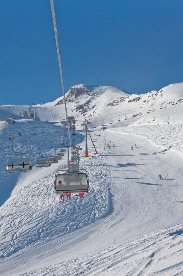 Download Ski Resort Of Kaprun,  Austria Stock Photo - Image: 26795140