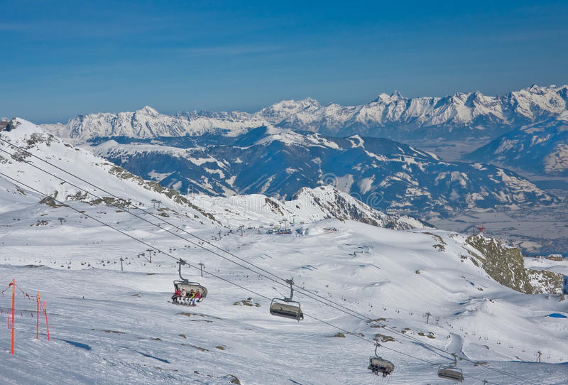 Download Ski Resort Of Kaprun,  Austria Stock Photo - Image: 26795280