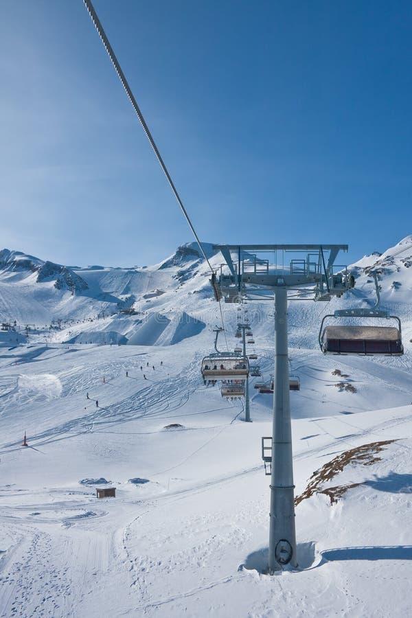 Download Ski Resort Of Kaprun, Austria Stock Images - Image: 26835314