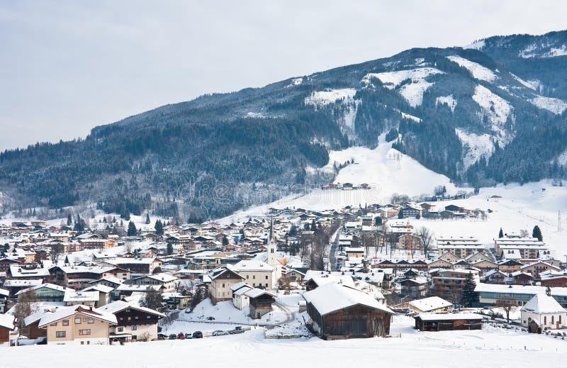 Download Ski Resort Kaprun - Maiskogel Stock Photo - Image: 26601524