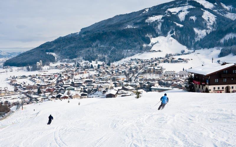 Download Ski Resort Kaprun - Maiskogel Stock Photo - Image: 26601616