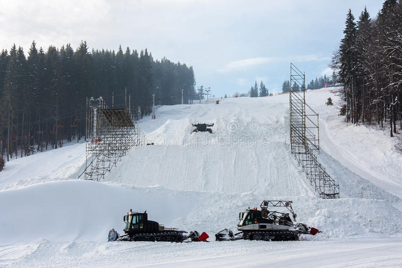 Download Ski Resort Royalty Free Stock Photography - Image: 34572577