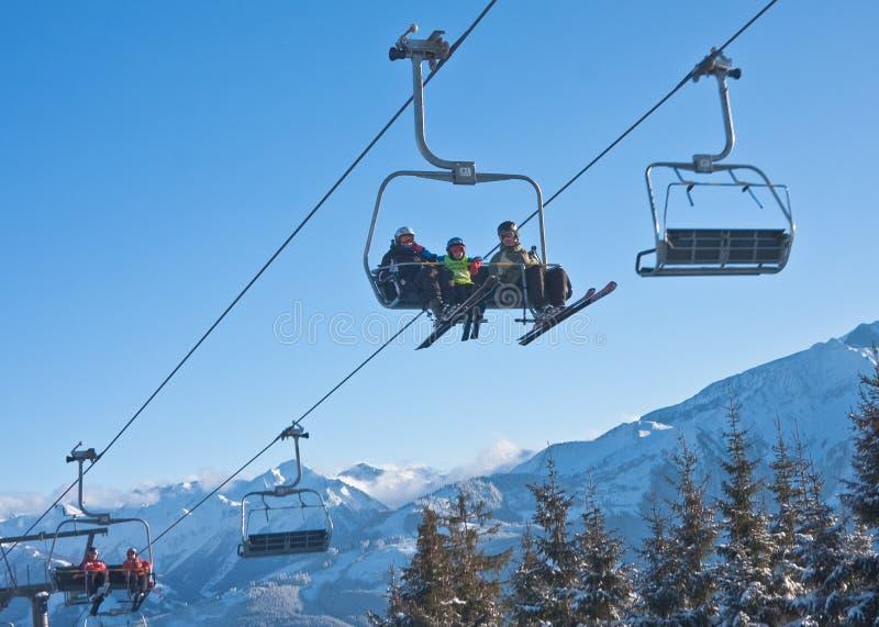 Download Ski Resort Zell Am See. Austria Editorial Image - Image: 26414305