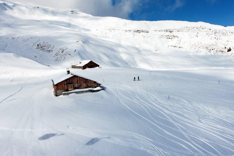 Download Ski Slope. Royalty Free Stock Image - Image: 22589736