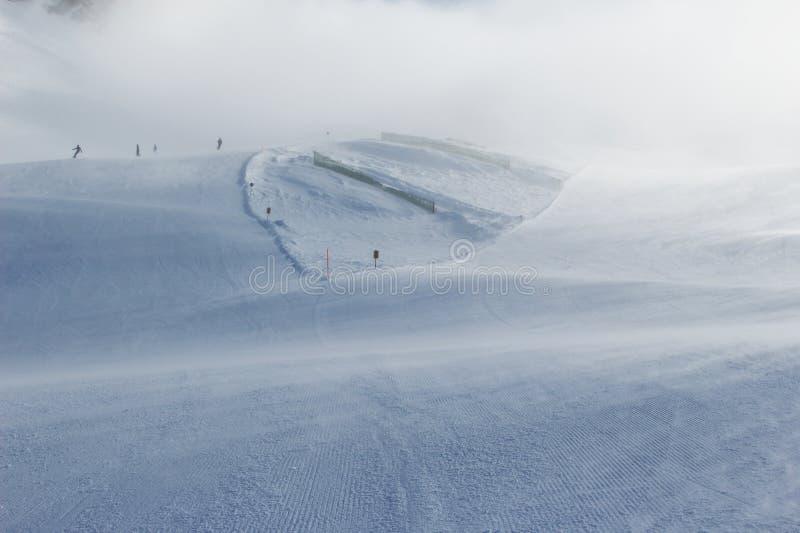 Ski Slopes fotos de stock