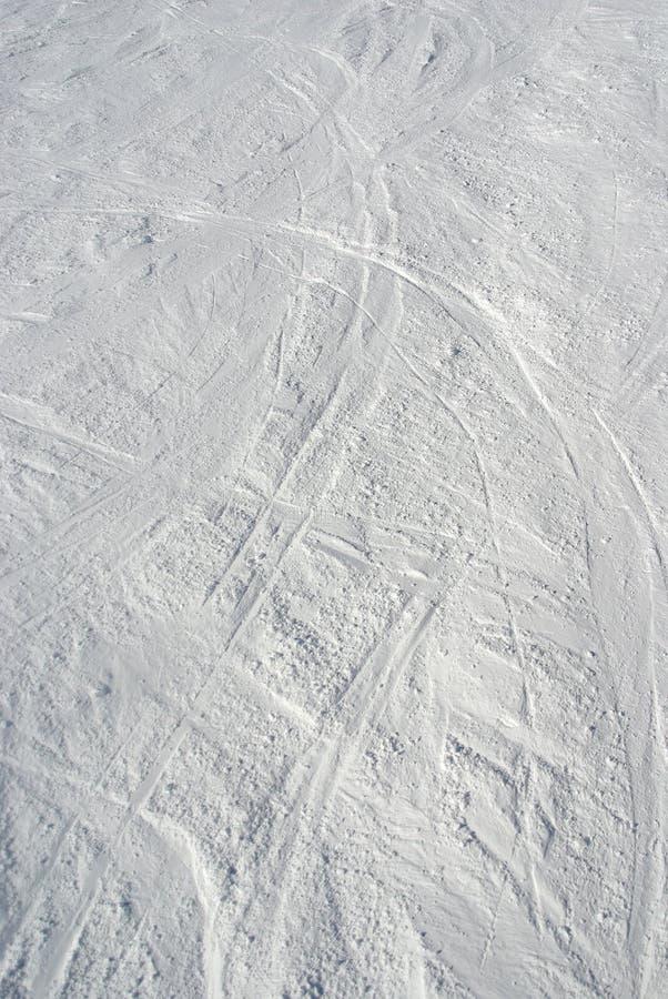 Download Ski tracks stock image. Image of natural, nature, altitude - 17845795