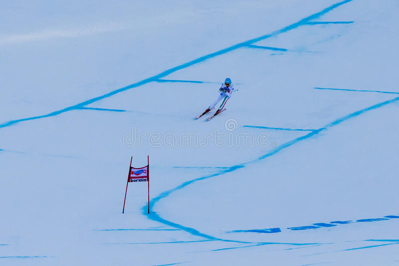 SKI WORLD CUP royalty free stock images