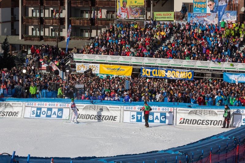 SKI WORLD CUP stock images