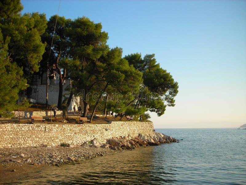 Skiathos, Ελλάδα στοκ εικόνα με δικαίωμα ελεύθερης χρήσης