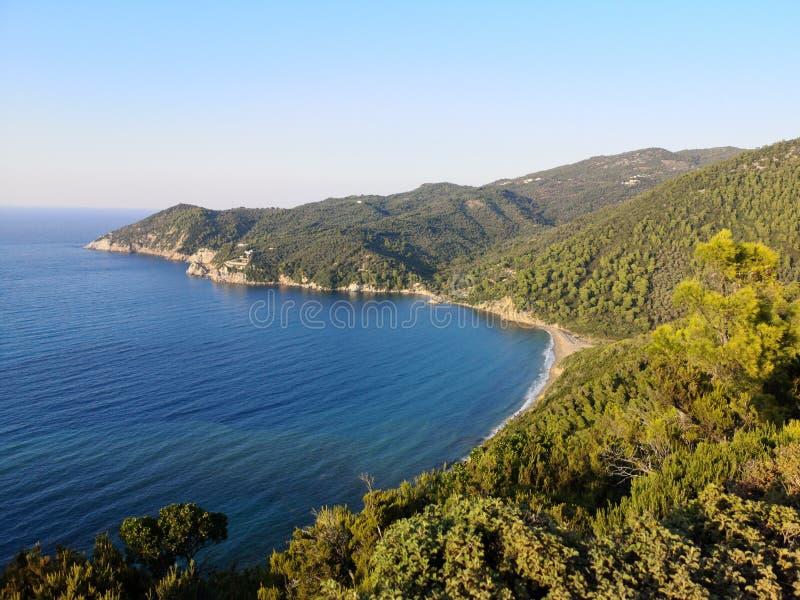 Skiathos, Grecia fotografie stock