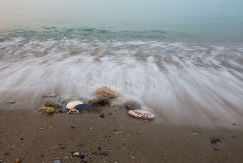 Skiathos Grecia de la isla Isla-Skiathos de lujo Isla de Grecia Playa tropical - Langkawi fotos de archivo libres de regalías