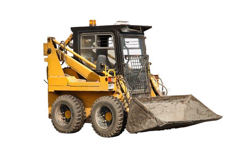 Download Skid steer loader stock photo. Image of forklift, hydraulic - 15397200
