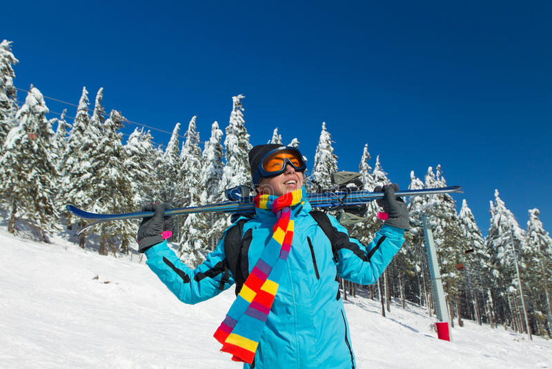 Download Skier Stock Images - Image: 26998434
