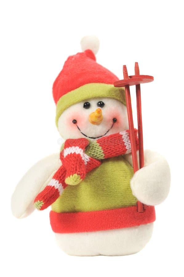 Download Skier stock image. Image of decoration, skier, december - 7648823