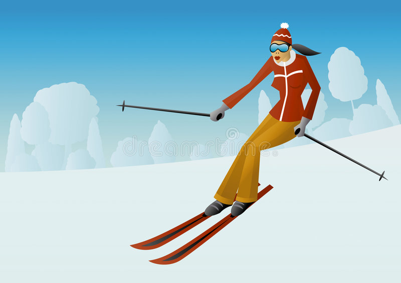 Download Skier Stock Photography - Image: 8138612