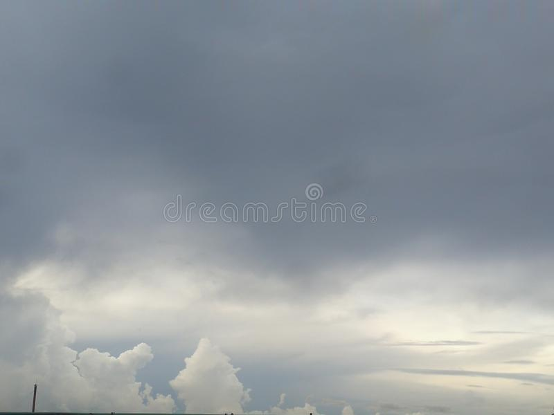 Nature clouds skies royalty free stock image