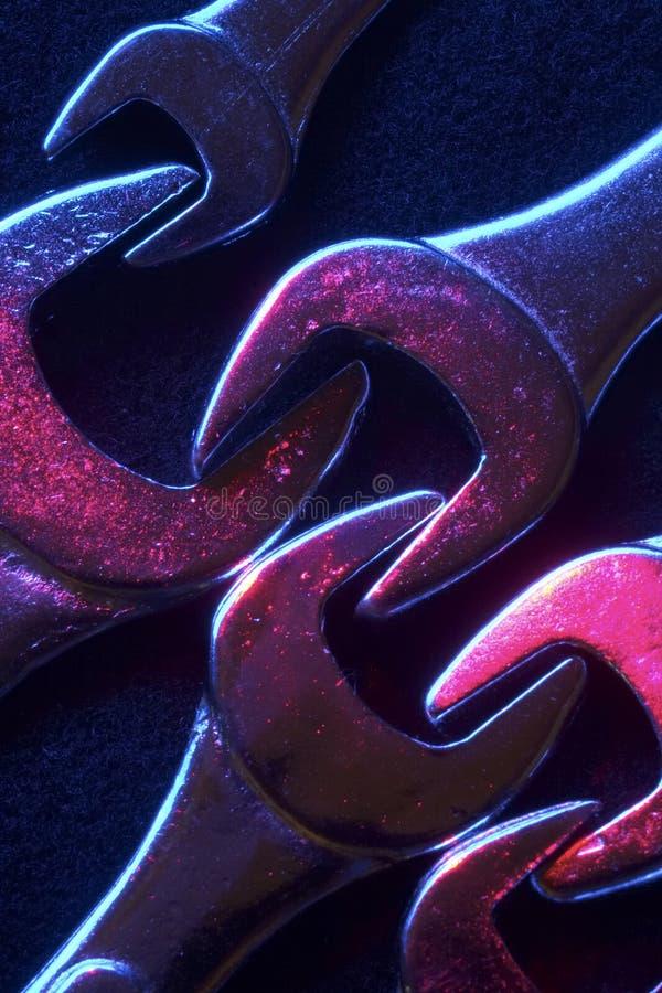 skiftnycklar royaltyfria foton