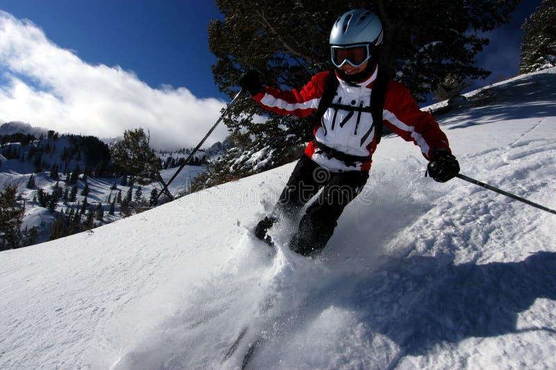 Download Skiing stock image. Image of helmet, smile, soft, smiling - 1927555