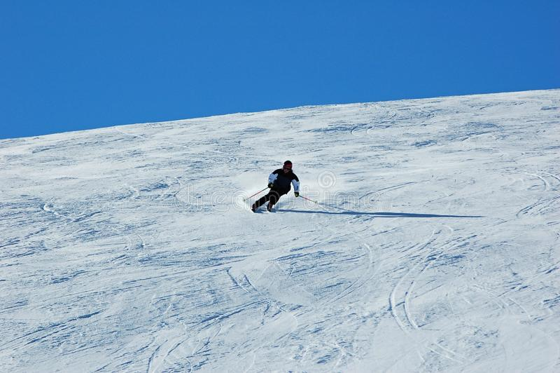 Download Skiing in the Davos stock photo. Image of sport, leisure - 7765736
