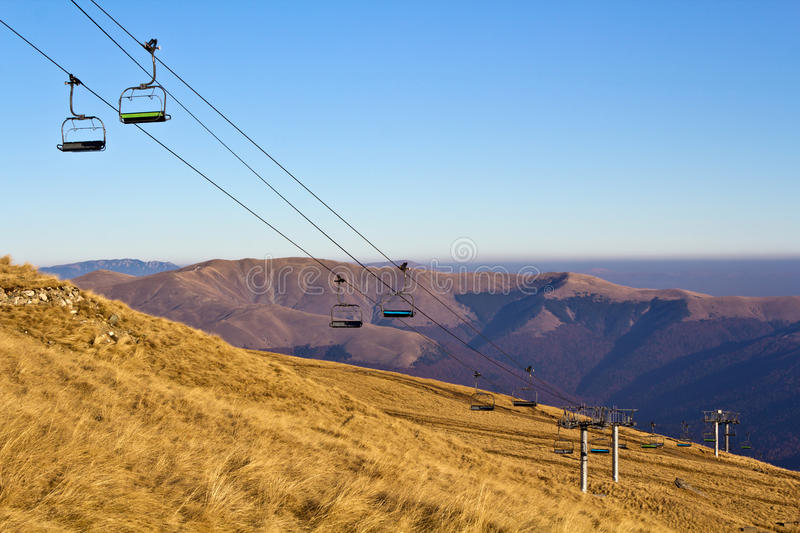 Download Skiing Lift Stock Photography - Image: 22253892